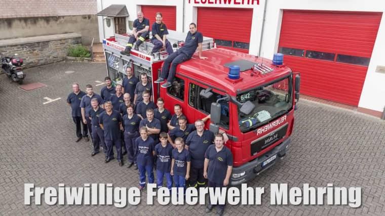 Video: Freiwillige Feuerwehr Mehring - Komm, mach mit!